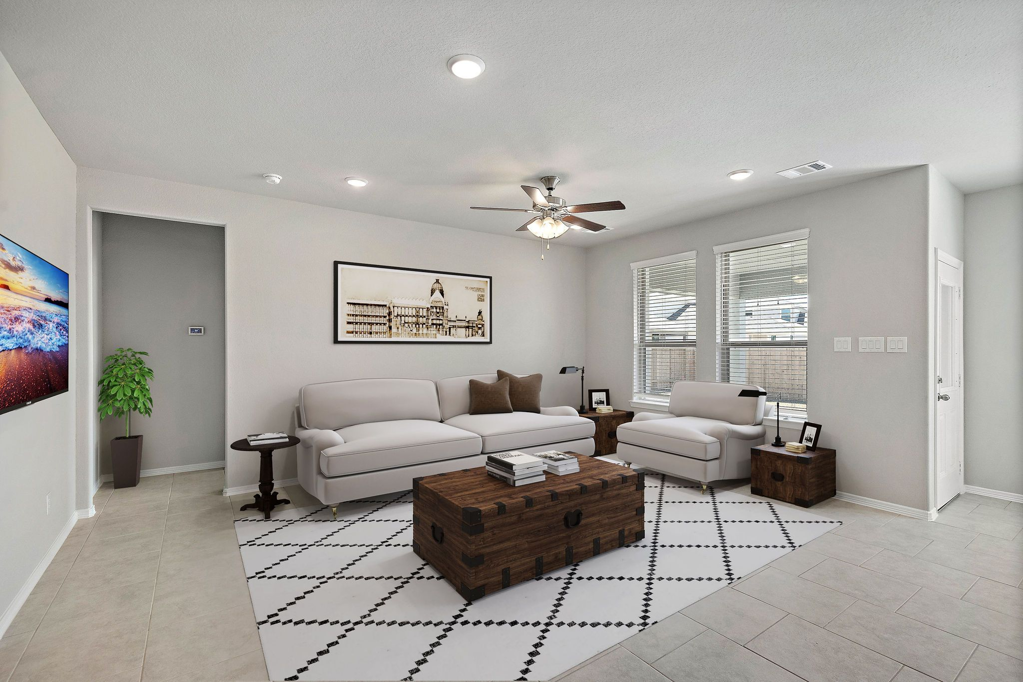 Living Area featured in the Hewitt By Century Communities in Houston, TX