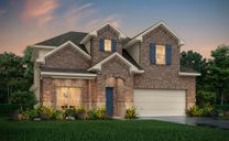 The Woodlands Hills by Century Communities in Houston Texas