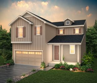 Sycamore (Residence 34222) - Harmony: Aurora, Colorado - Century Communities