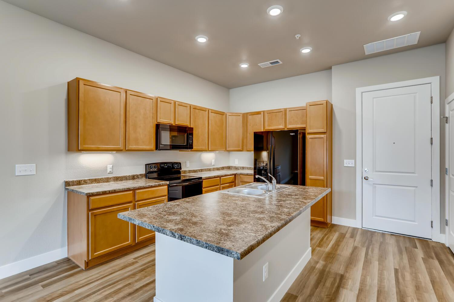 Kitchen featured in the Residence 1A By Century Communities in Denver, CO