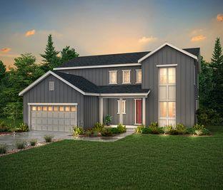 Princeton II ( Residence 50263) - Skyline Ridge at Castle Pines: Castle Pines, Colorado - Century Communities