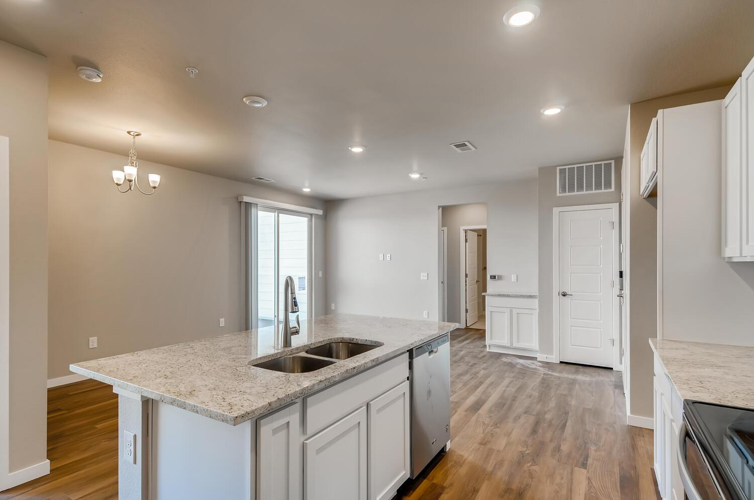 Kitchen featured in the 2A By Century Communities in Denver, CO