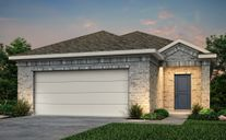 Lonestar Collection at Woodridge Forest by Century Communities in Houston Texas