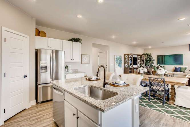 Kitchen featured in the Vail (Residence 39208) By Century Communities in Denver, CO