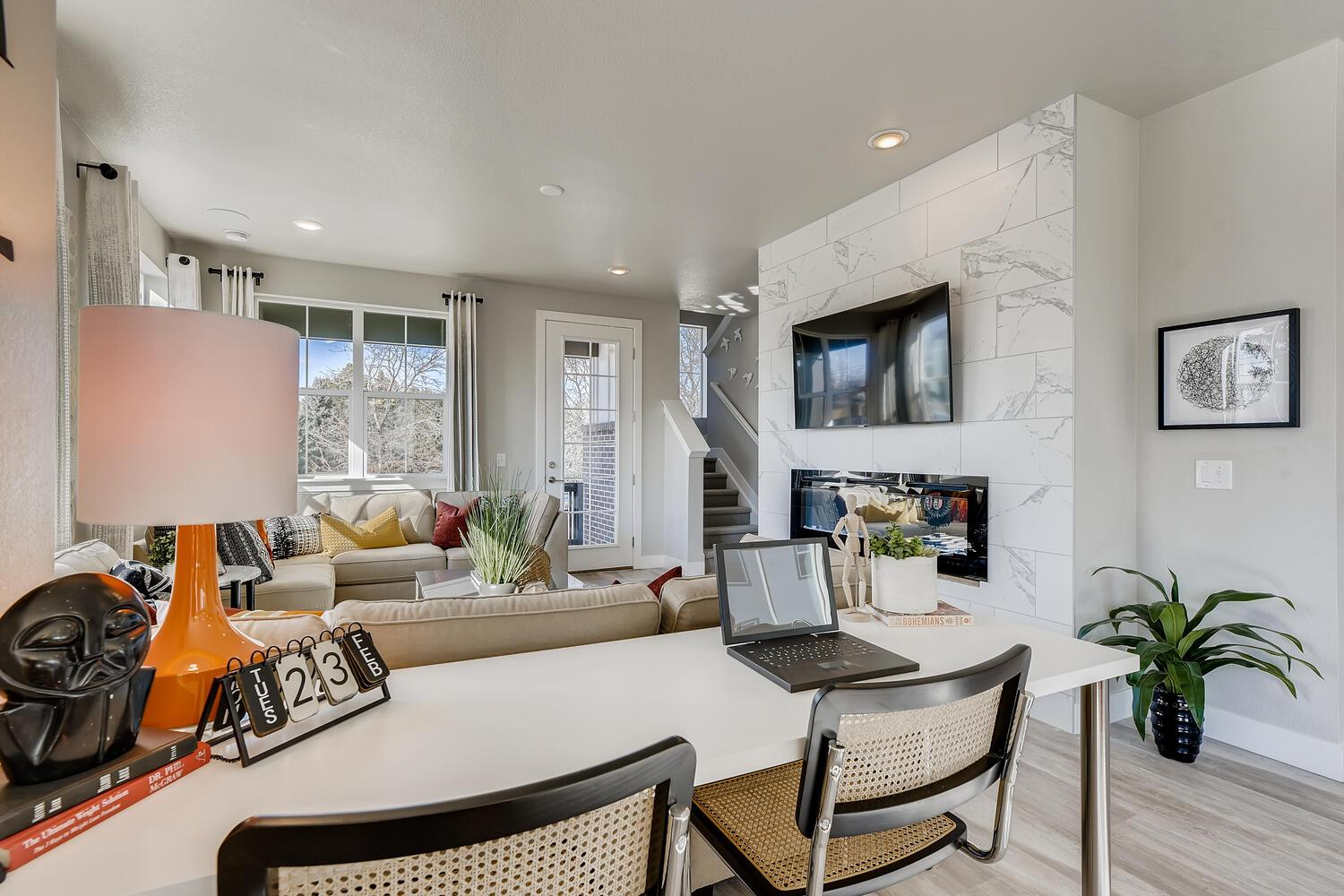 Living Area featured in the Residence 22340 By Century Communities in Denver, CO