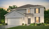 Liberty Collection at Woodridge Forest by Century Communities in Houston Texas
