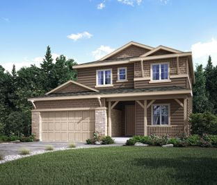 Lewis (Residence 40222) - Enclave at Pine Grove: Parker, Colorado - Century Communities