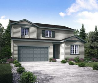 Kipling (Residence 40223) - Enclave at Pine Grove: Parker, Colorado - Century Communities