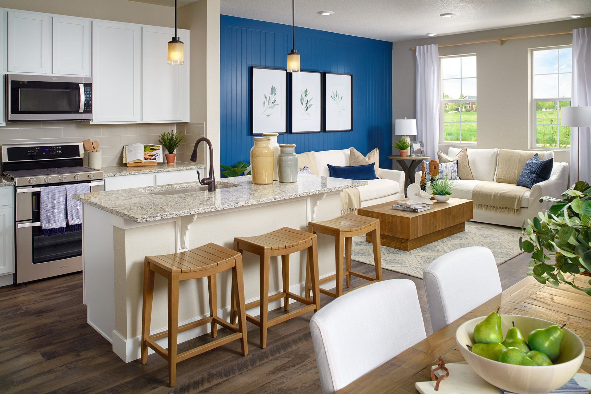Kitchen featured in the Residence 602 By Century Communities in Denver, CO