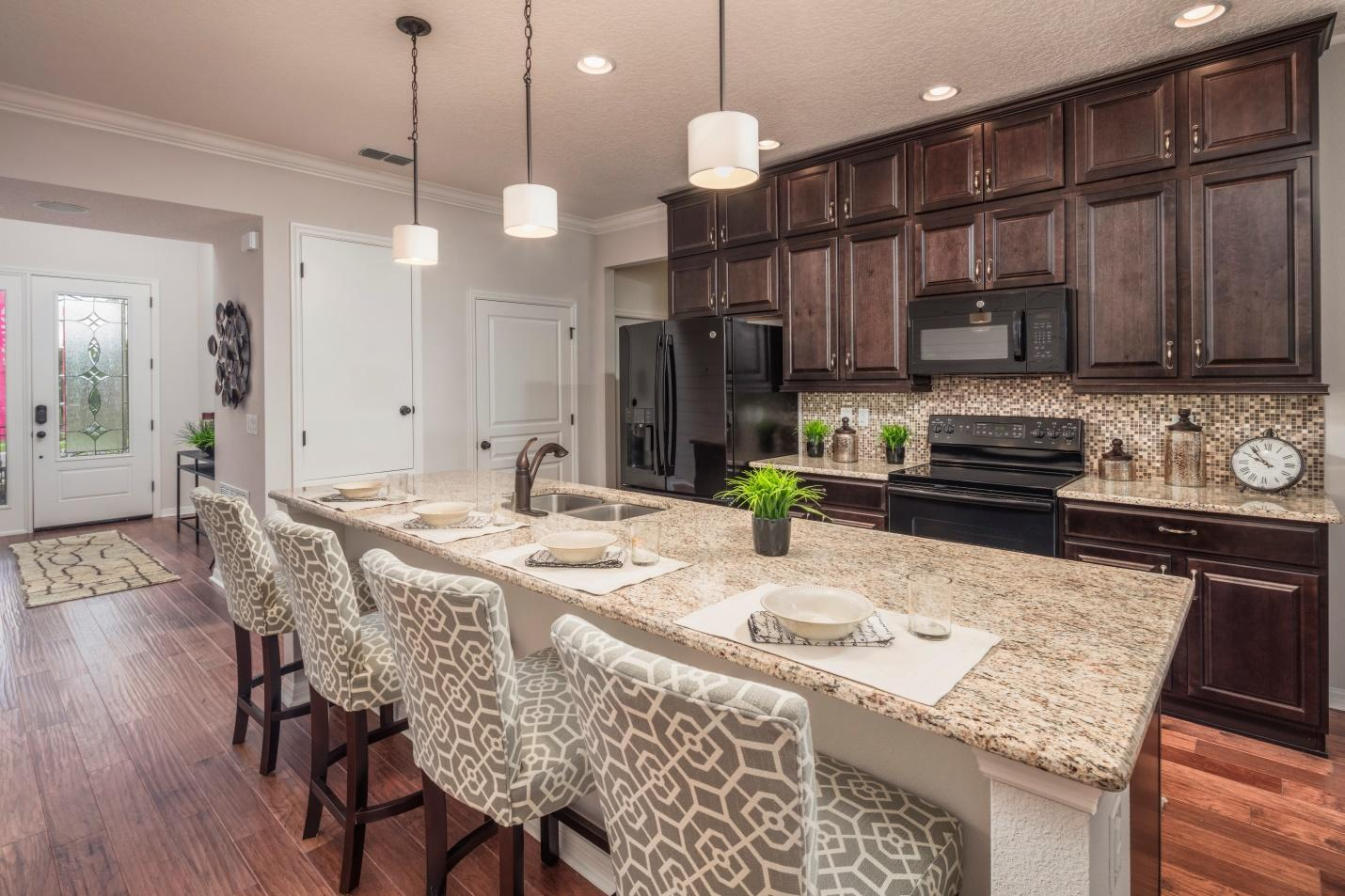 Kitchen featured in the Messina By Century and Craft Homes in Orlando, FL