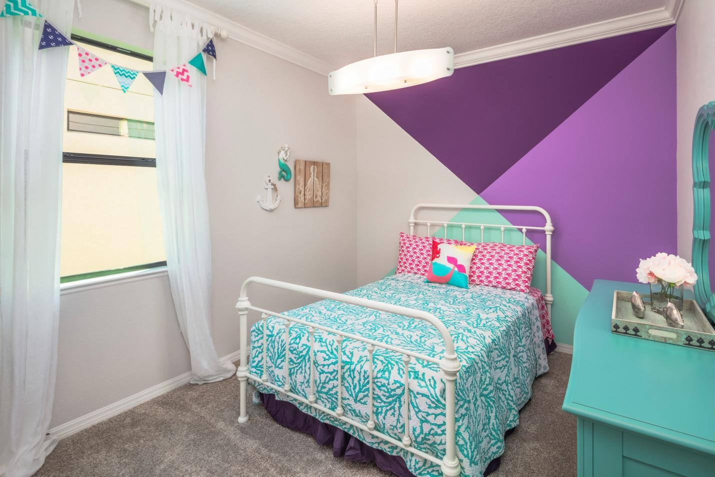 Bedroom featured in the Messina By Century and Craft Homes in Orlando, FL