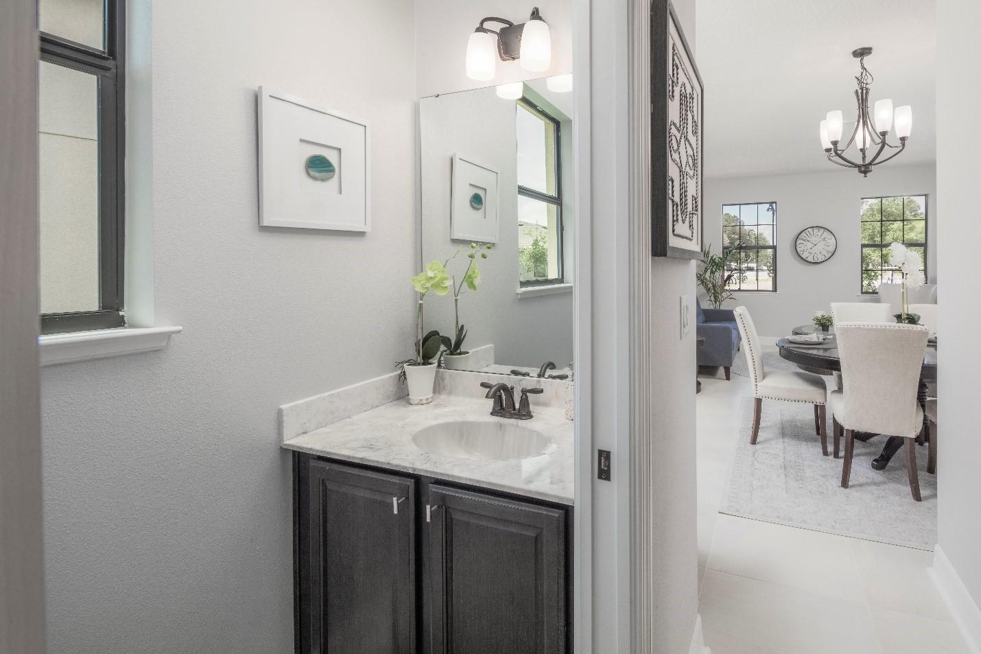 Bathroom featured in the Marbella By Century and Craft Homes in Orlando, FL