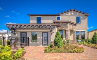 Laureate Park by Century and Craft Homes in Orlando Florida