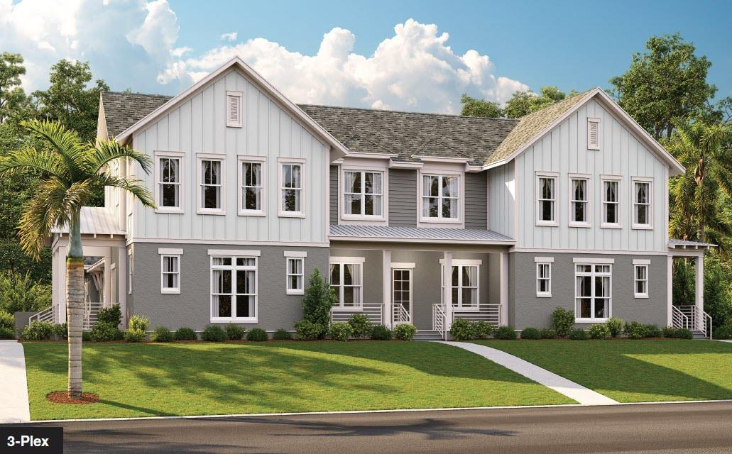 Exterior featured in the Potter By Century and Craft Homes in Orlando, FL