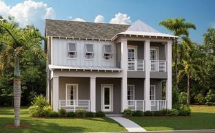 Weaver - Laureate Park: Orlando, Florida - Century and Craft Homes