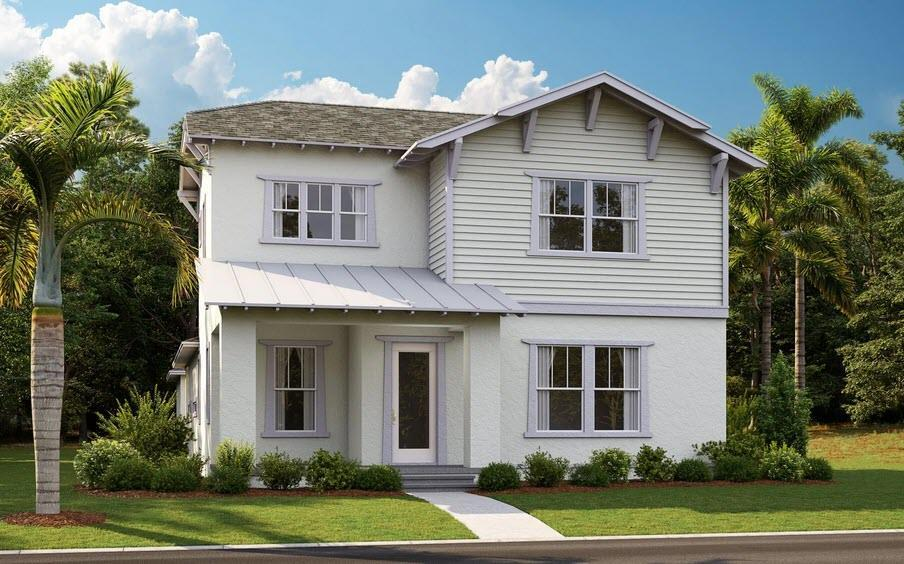 Exterior featured in the Mercer By Century and Craft Homes in Orlando, FL