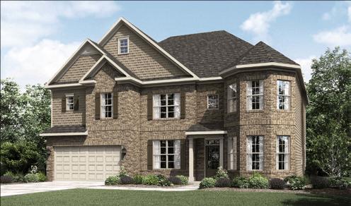 Windsor Estates In Mcdonough Ga New Homes Floor Plans