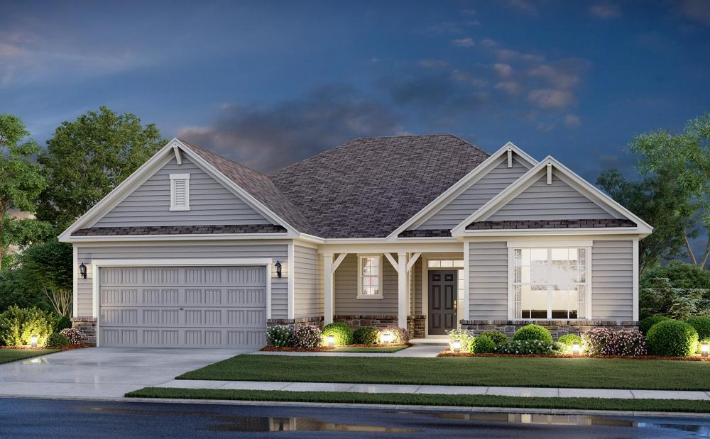 Kensington Plan Mint Hill North Carolina 28227
