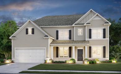 Providence Hollybrook Mooresville North Carolina Century Communities Of