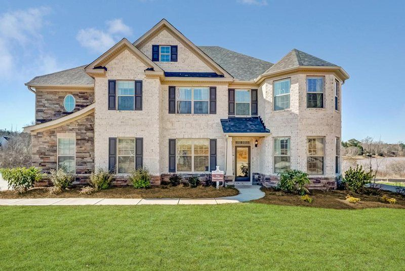 Windsor Estates in Mcdonough, GA :: New Homes by Century ...