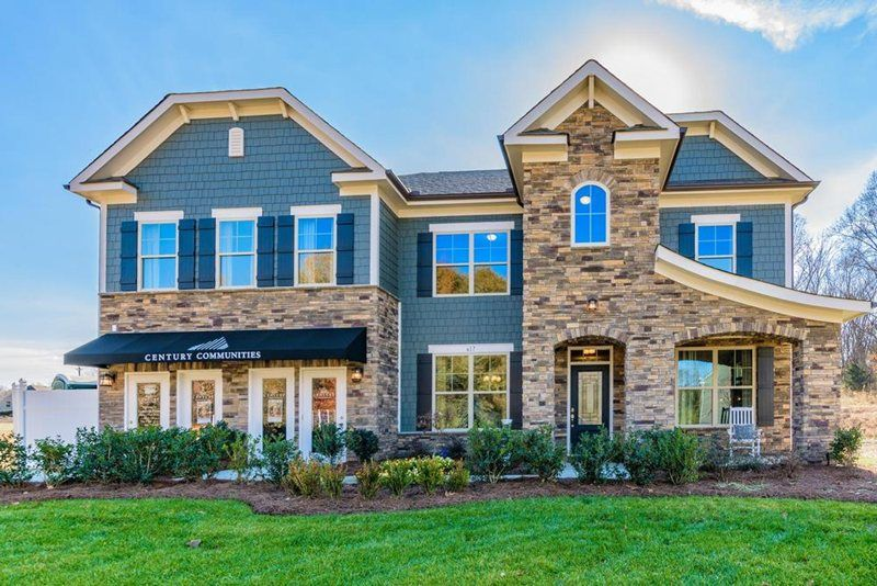 Hollybrook By Century Communities Of North Carolina In Charlotte North  Carolina