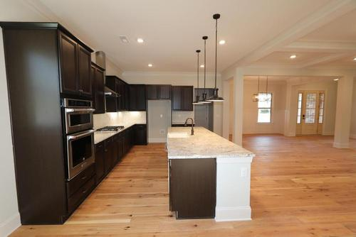Kitchen-in-The Belmont II-at-Highclere-in-Waxhaw