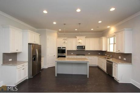 Kitchen-in-Wilmington-at-Carver Hills-in-Doraville