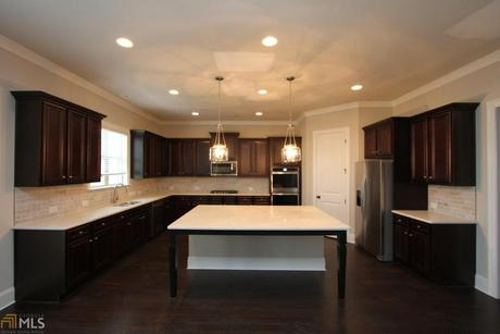 Kitchen-in-Wimbledon-at-Reserve at Bogan Lakes-in-Buford
