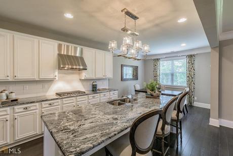Kitchen-in-Oakmonte-at-Sardis Falls-in-Buford