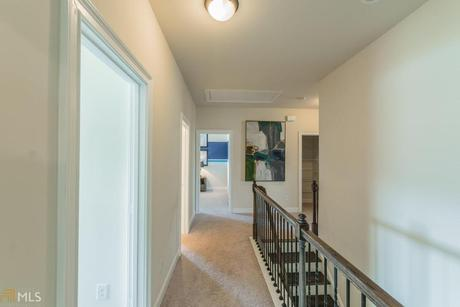 Hallway-in-Reynolds-at-Brookhaven at Durham Lakes-in-Fairburn
