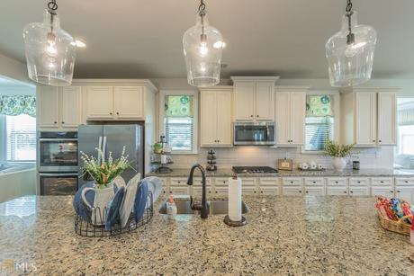 Kitchen-in-Reynolds-at-Brookhaven at Durham Lakes-in-Fairburn