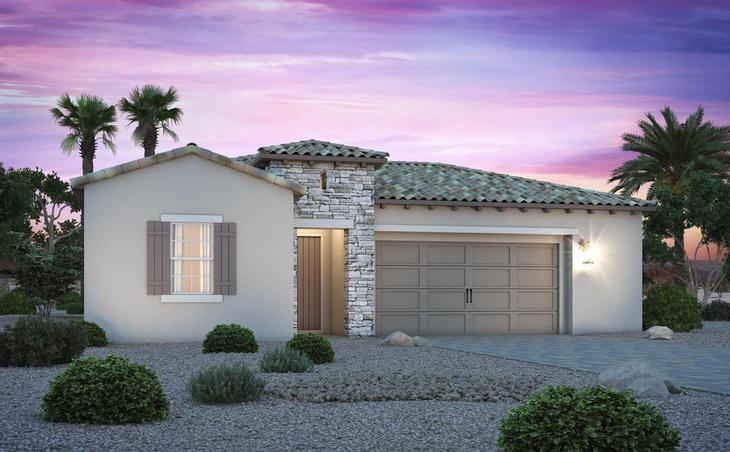 century-communities-nevada-las-vegas-meadow-ridge-2173-tuscan:Residence 2173 | Tuscan Elevation