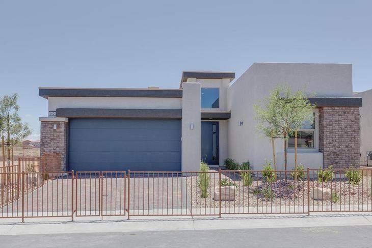 century-communities-nevada-las-vegas-edgeview-2204-contemporary:Residence 2204 | Contemporary Exterior