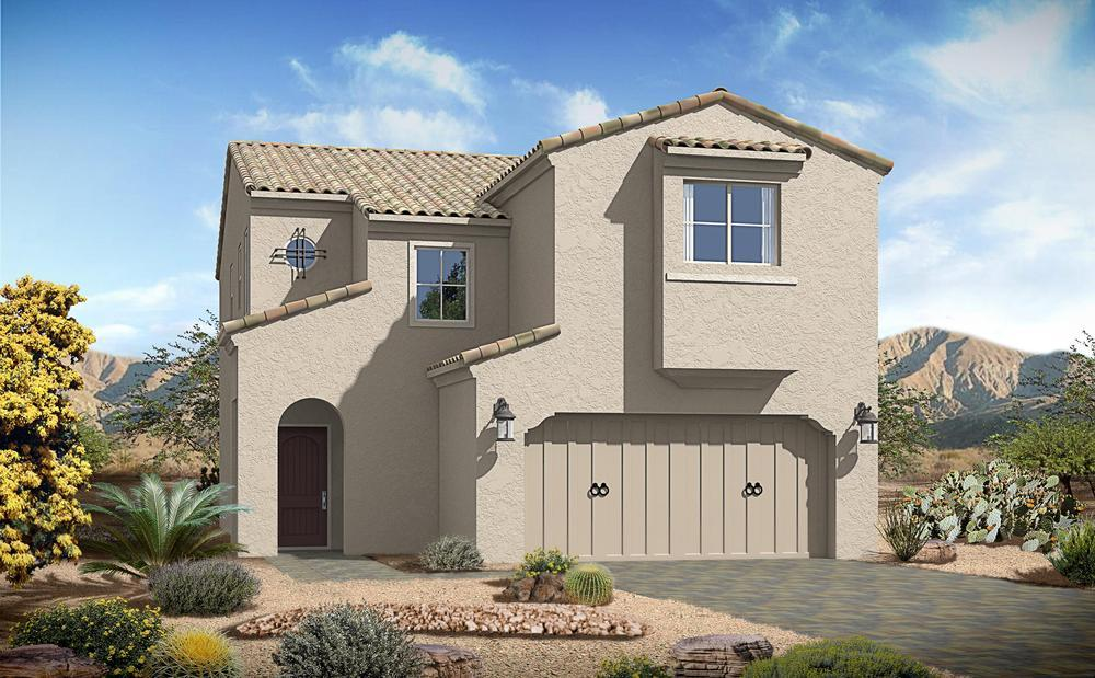 New Construction Floor Plans In 89113 Newhomesource