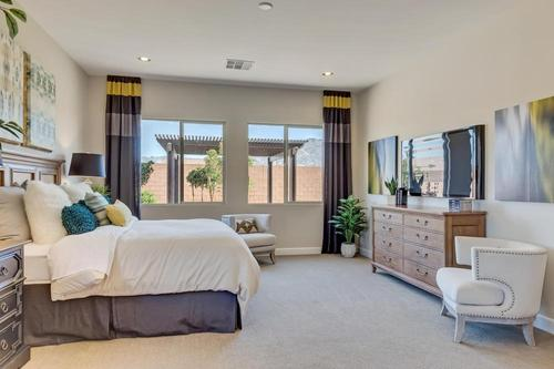 Bedroom-in-Residence 3005-at-Meadow Ridge-in-Las Vegas