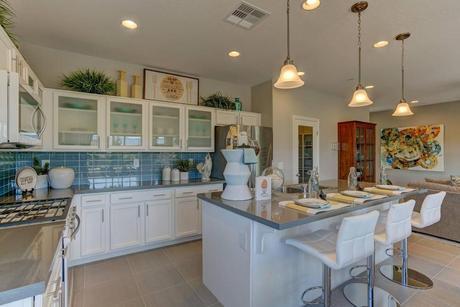 Kitchen-in-Haven 2288-at-Rhodes Ranch-in-Las Vegas