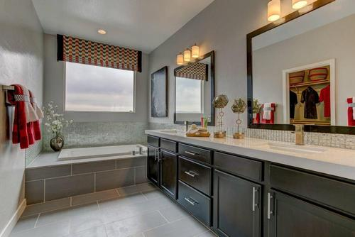 Bathroom-in-Oasis 2455-at-Rhodes Ranch-in-Las Vegas