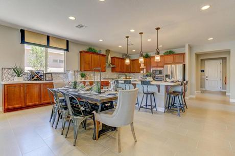 Kitchen-in-Sanctuary 2169-at-Rhodes Ranch-in-Las Vegas