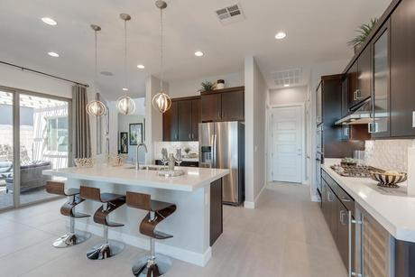 Kitchen-in-Residence 1938-at-Edgeview-in-Las Vegas