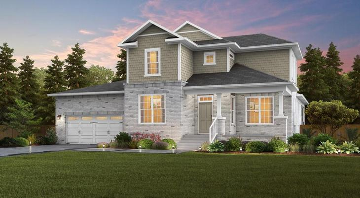 Paisley Floor Plan, New homes Nashville