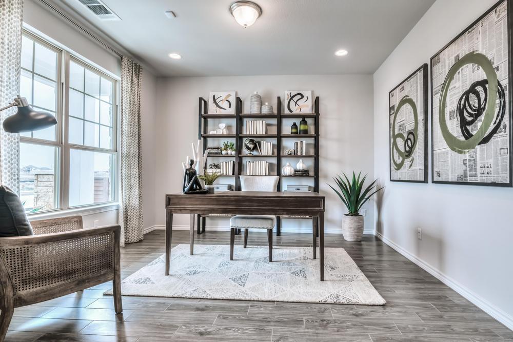 Saddlecreek in Georgetown TX New Homes u0026