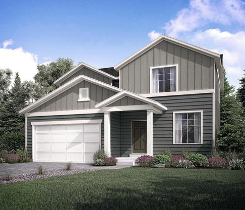 The Palisade at Vistas at Eastgate in Layton by Century Communities