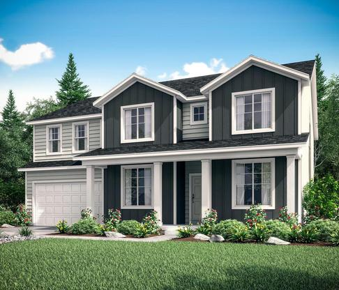 The Yosemite at Vistas at Eastgate in Layton by Century Communities