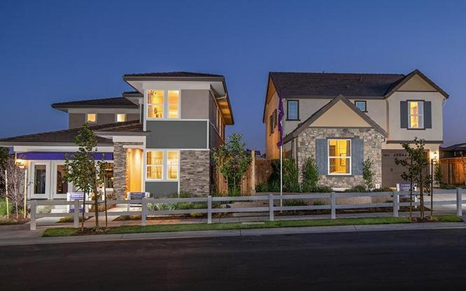 Expression Exterior at Mountain House by Century Communities
