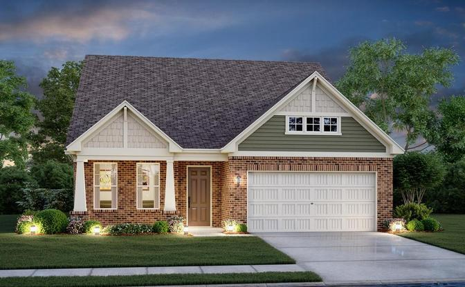 Ranch Home, split plan with open concept living.  3 bedrooms plus optional loft and bedroom 4.