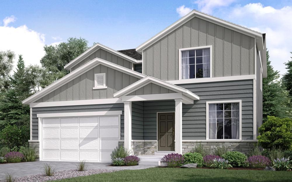 New Construction Floor Plans In Stansbury Park Ut