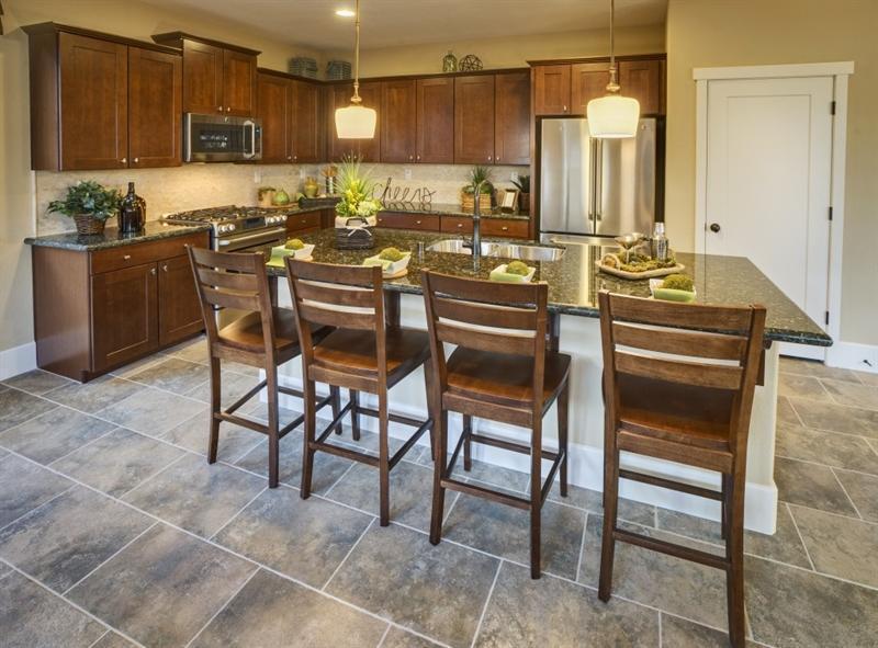 Kitchen-in-The Hemingway-at-East Garrison-in-East Garrison