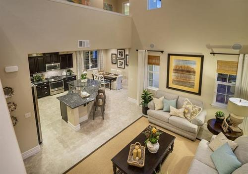 Greatroom-and-Dining-in-The Rockwell-at-East Garrison-in-East Garrison
