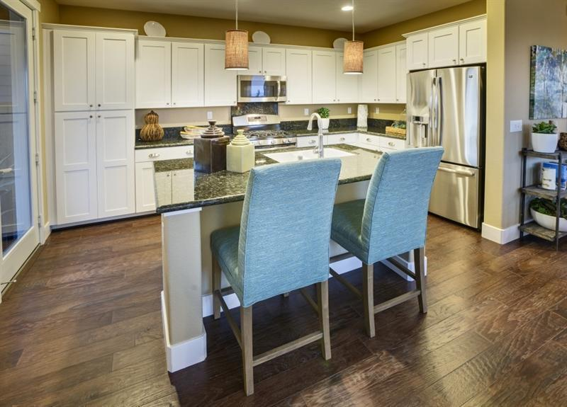Kitchen-in-The Mariposa-at-East Garrison-in-East Garrison