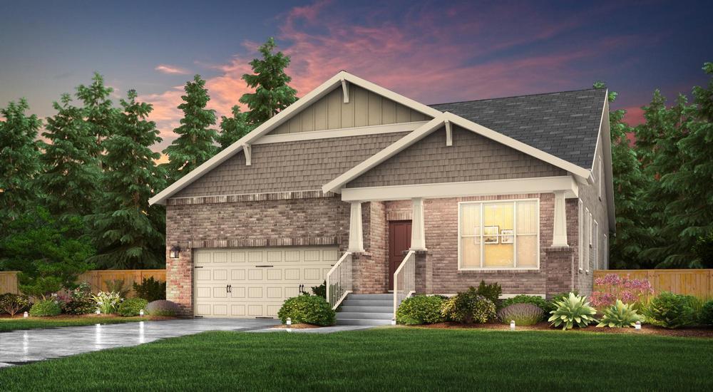 New Construction Homes In Smyrna Tn